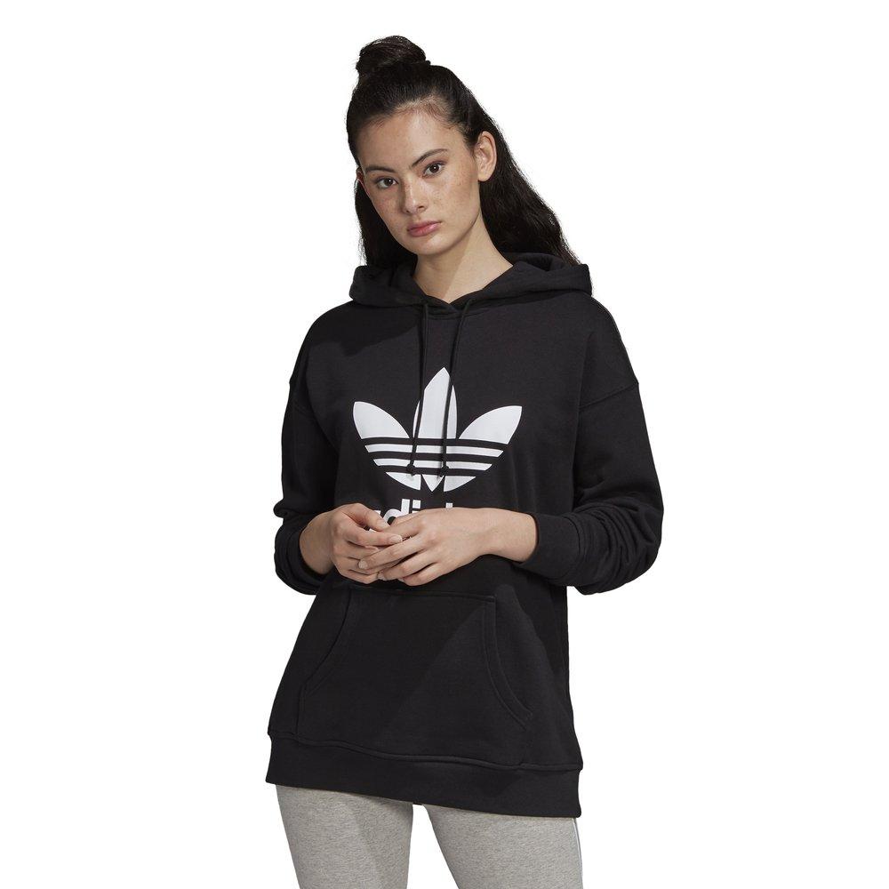 Adidas Originals TREFOIL HOODIE Bluza damska EU 44
