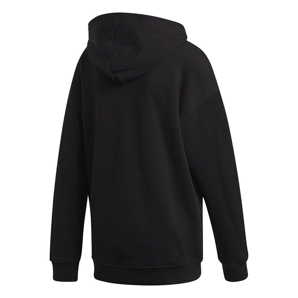 adidas adicolor trefoil hoodie (fm3307)