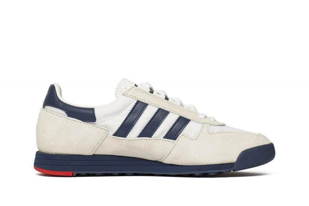 Buty męskie sneakersy adidas Originals SL 80 FV4417 | BIAŁY