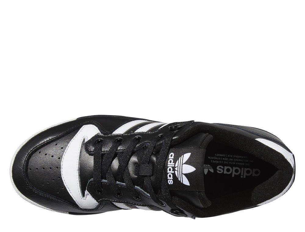 adidas rivalry low męskie czarne (eg8063)