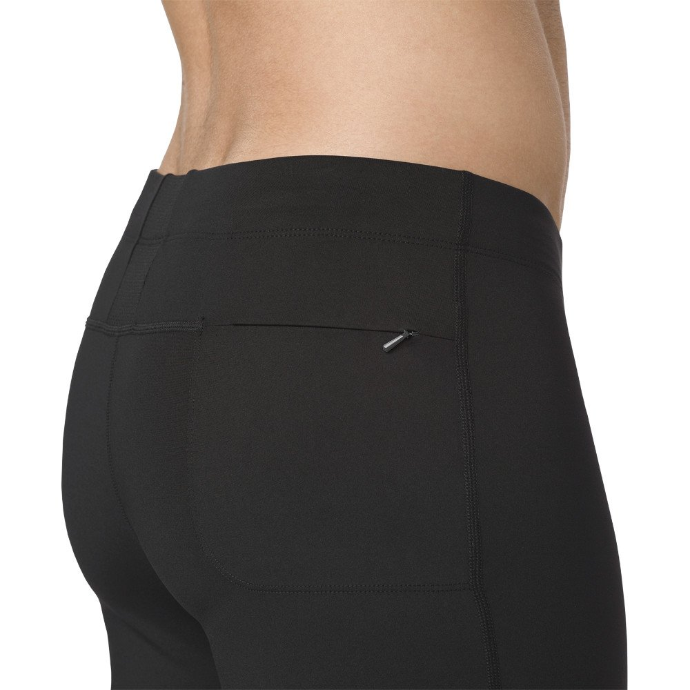 asics lite-show tight m czarne
