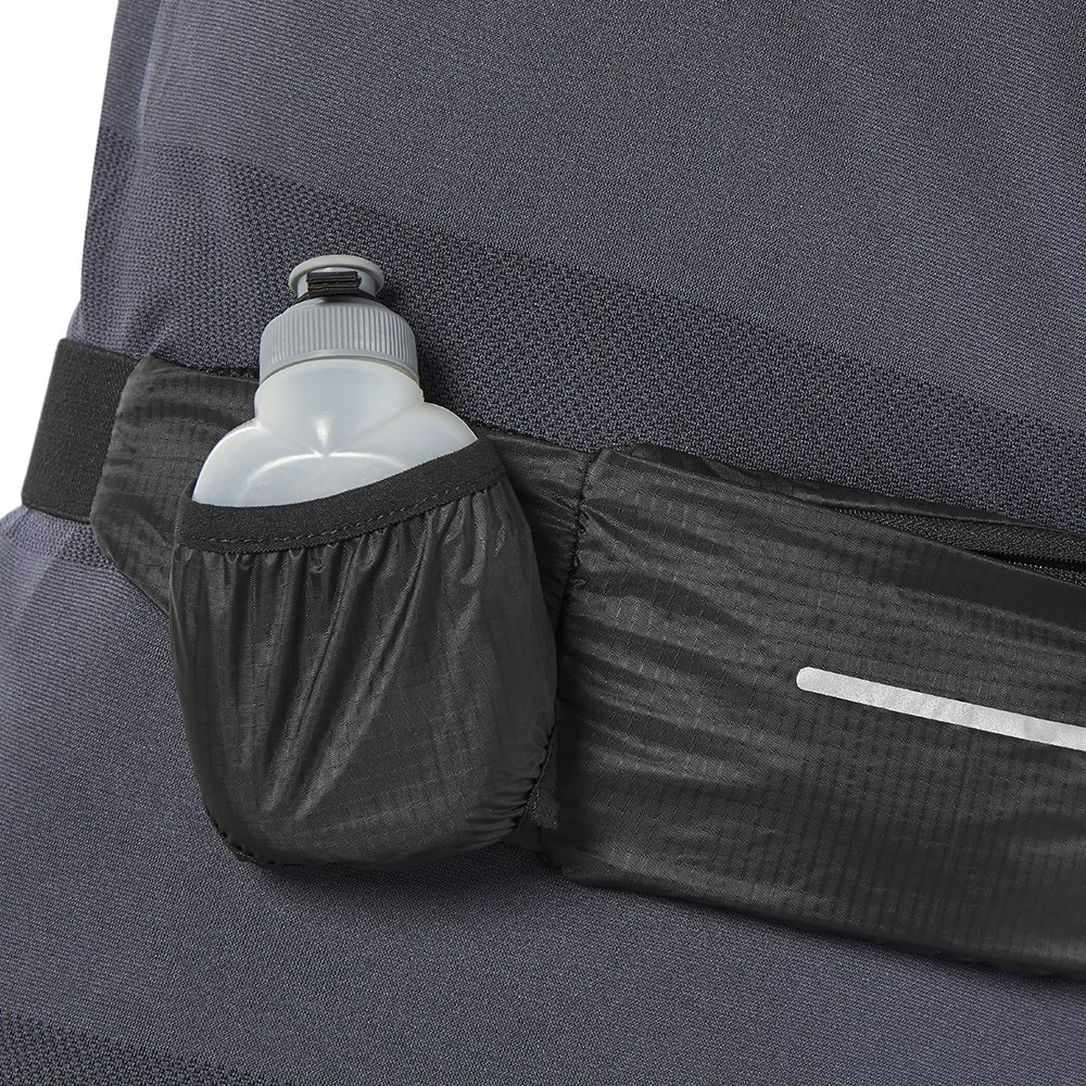 asics runners bottlebelt performance black