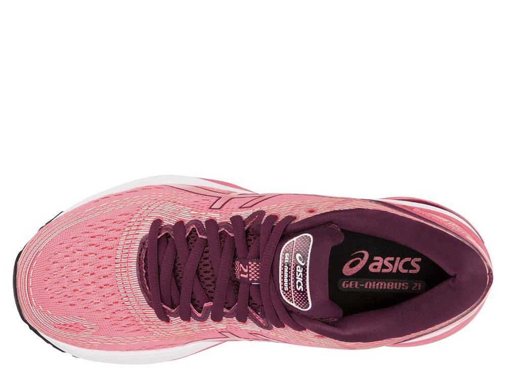 asics gel-nimbus 21 pink cameo