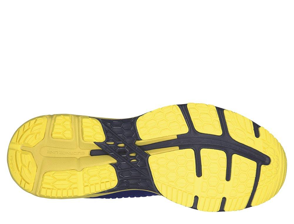 asics gel-kayano 25 m Żółto-niebieskie