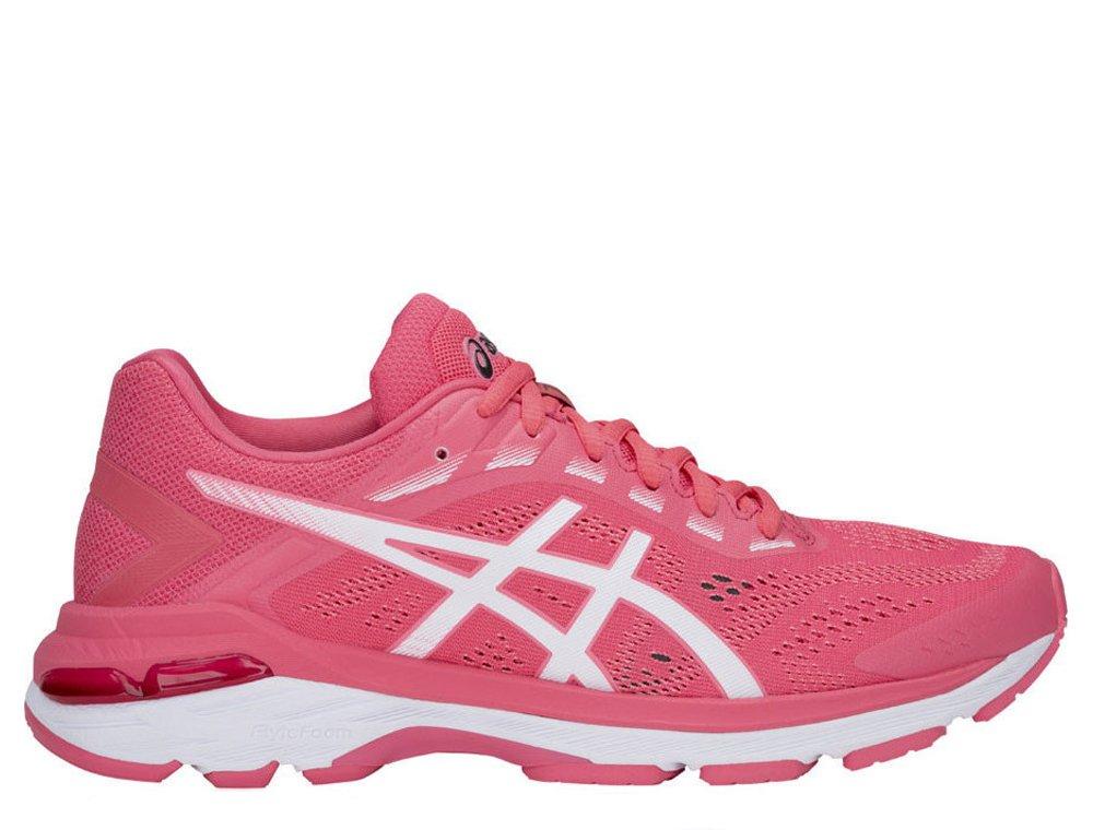 buty asics gt-2000 7 w biało-różowe