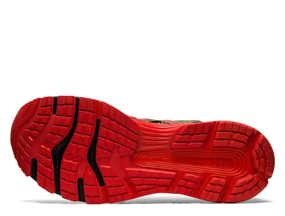 asics gel-nimbus 21 m czerwono-czarny