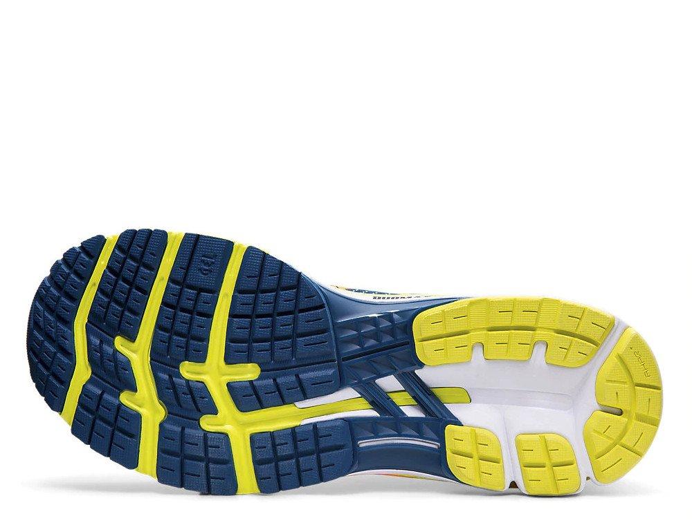 buty asics gel-kayano 26 niebiesko-żółte