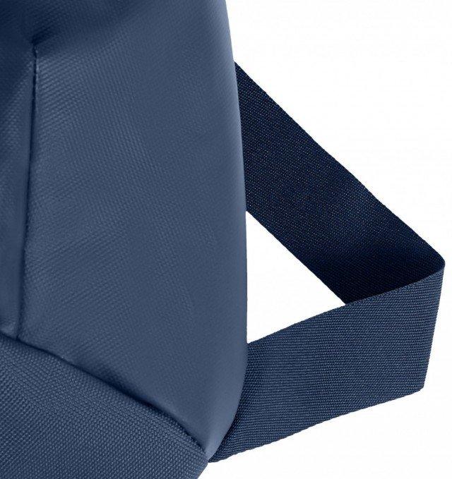 asics tr core gymsack blue