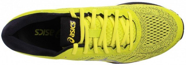 asics gel-kayano 24 yellow black