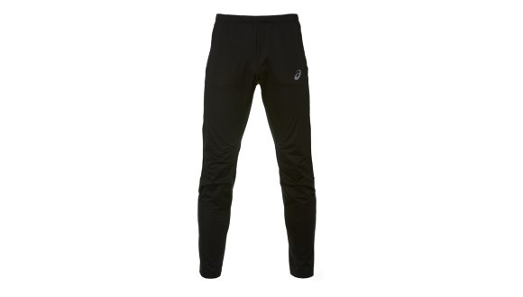 asics windblock pant black