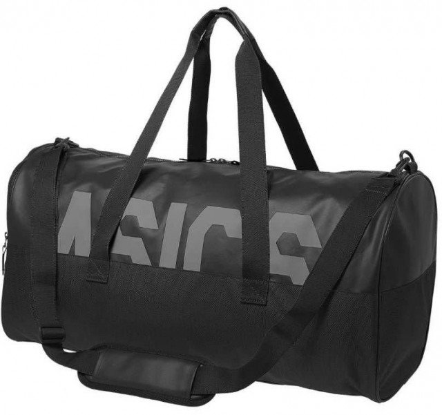 asics tr core holdall performance black