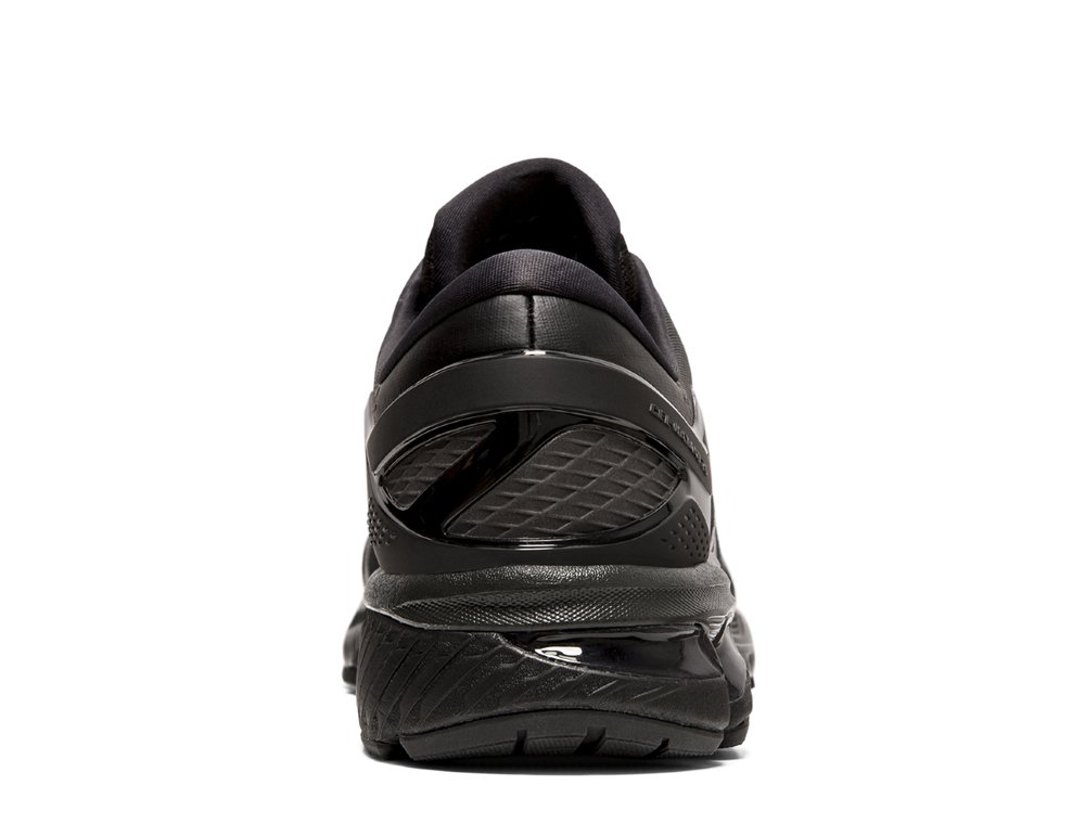 buty asics gel-kayano 26 black/black