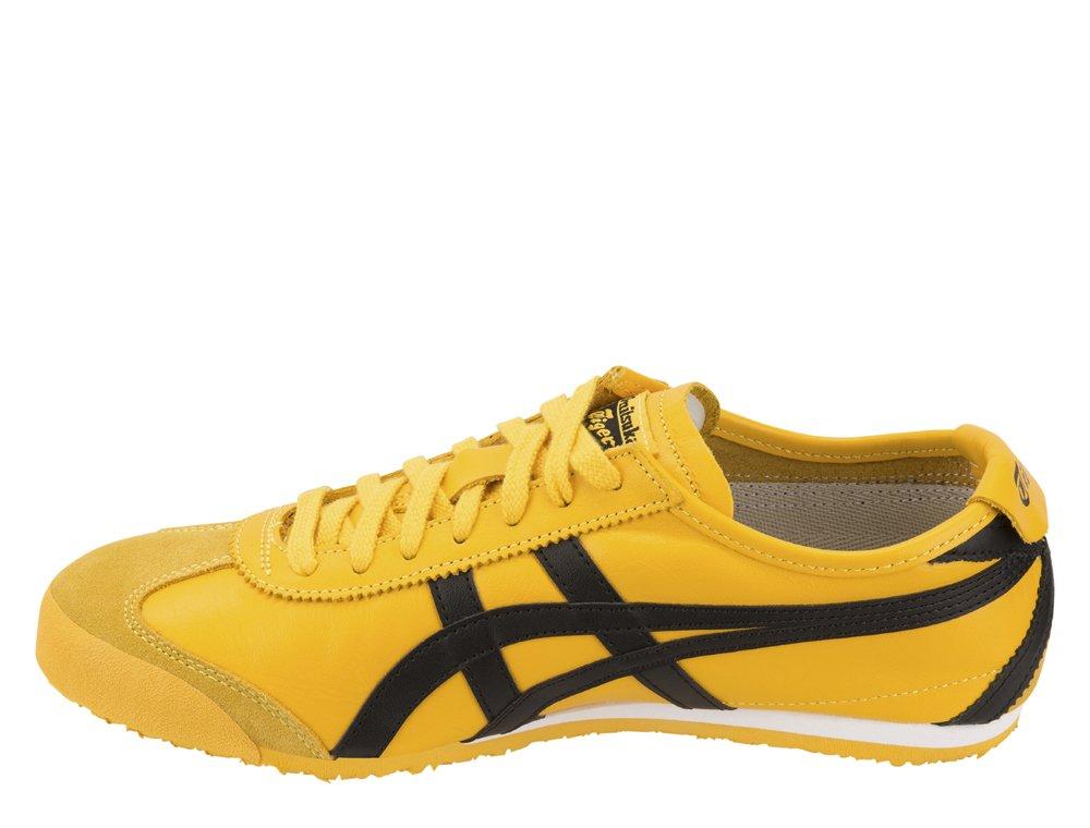 Sneakersy ONITSUKA TIGER Mexico 66 DL408 YellowBlack 0490