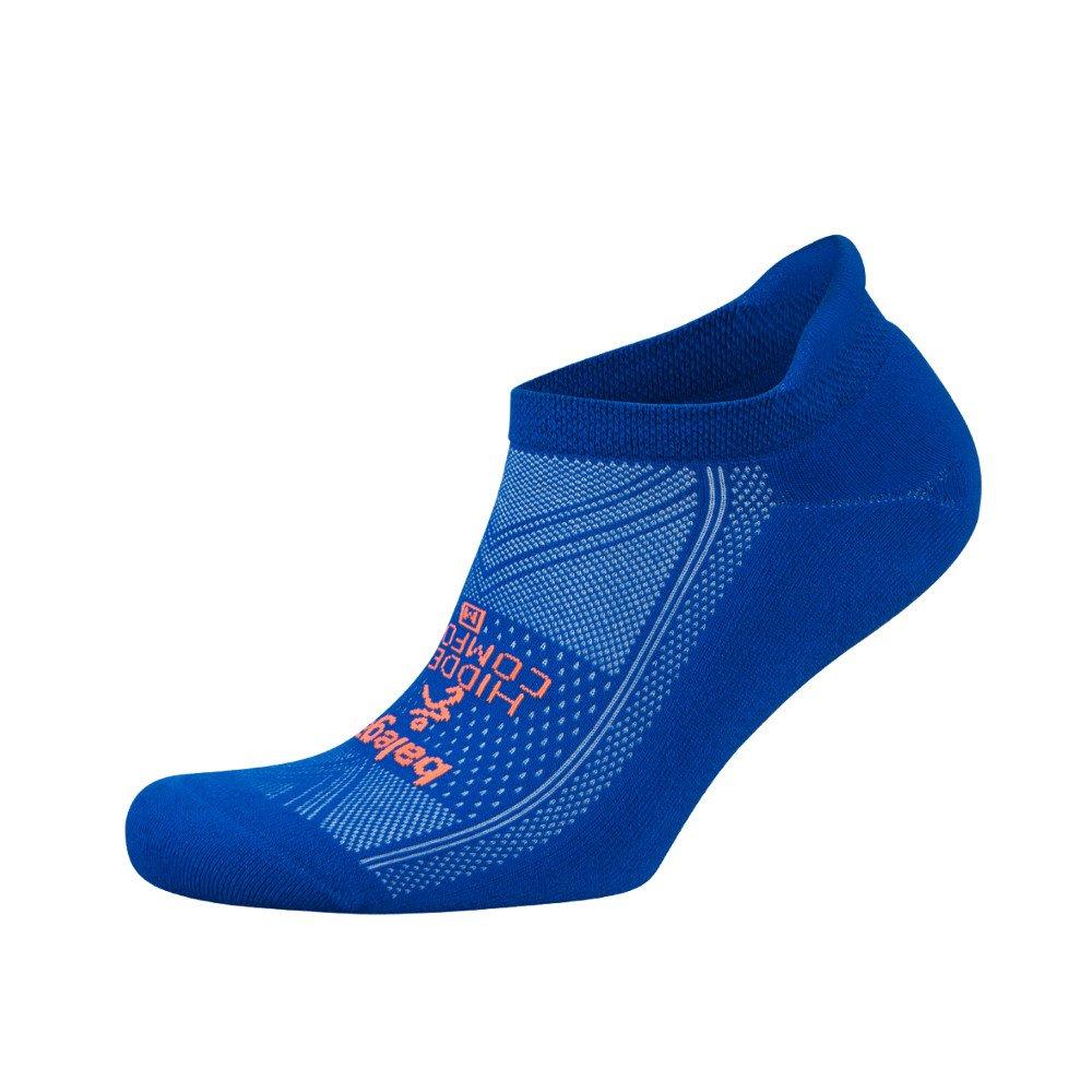 balega hidden comfort socks niebieskie