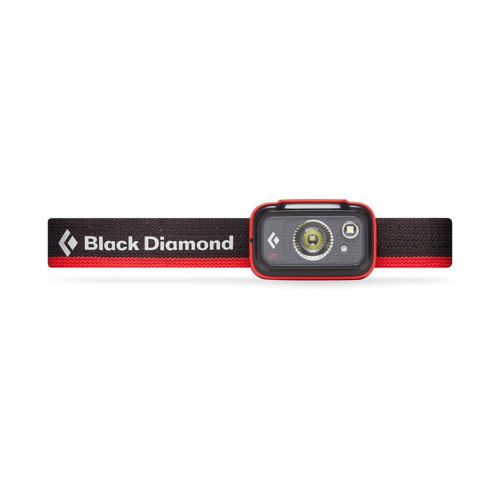 black diamond spot 325 headlamp grafitowo-czerwona