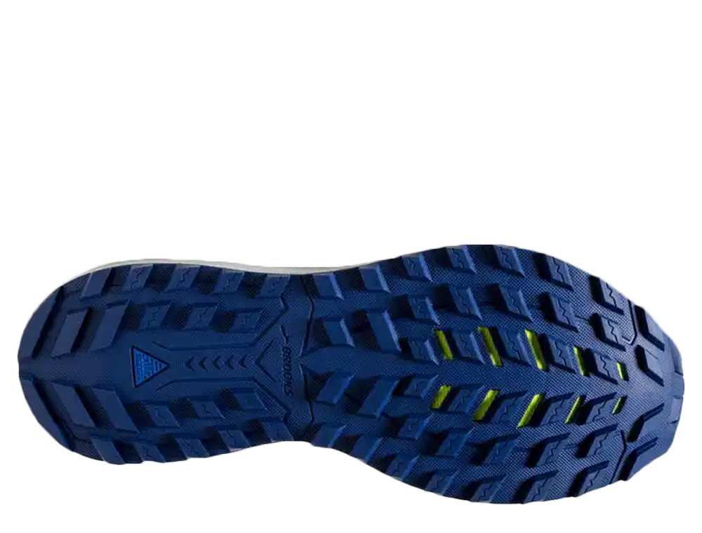 brooks cascadia 14 gtx m niebiesko-szare