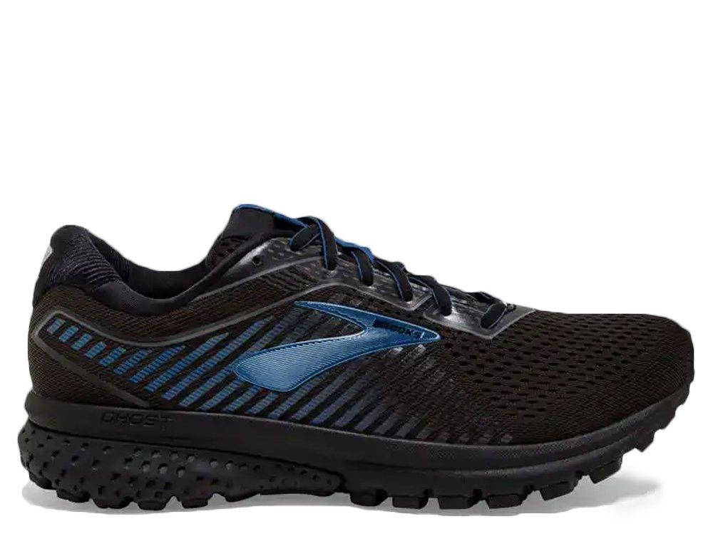 brooks  ghost 12 gtx m niebiesko-czarne