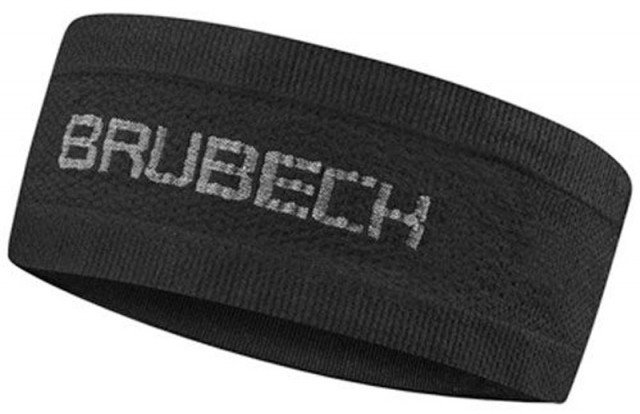 brubeck opaska 3d pro czarna