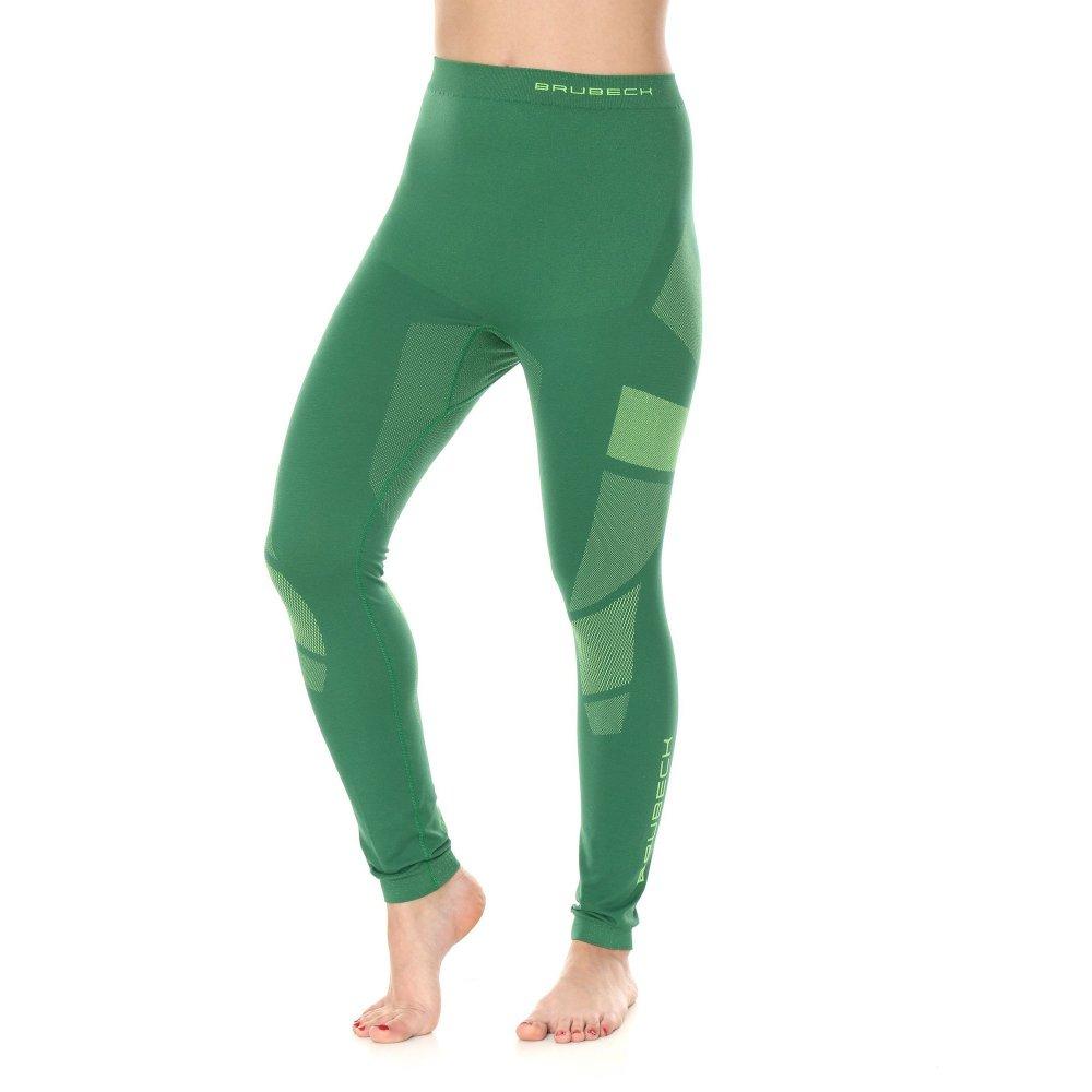 brubeck spodnie dry zielony/limonka