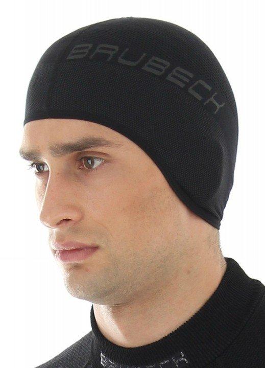 brubeck czapka treningowa czarna