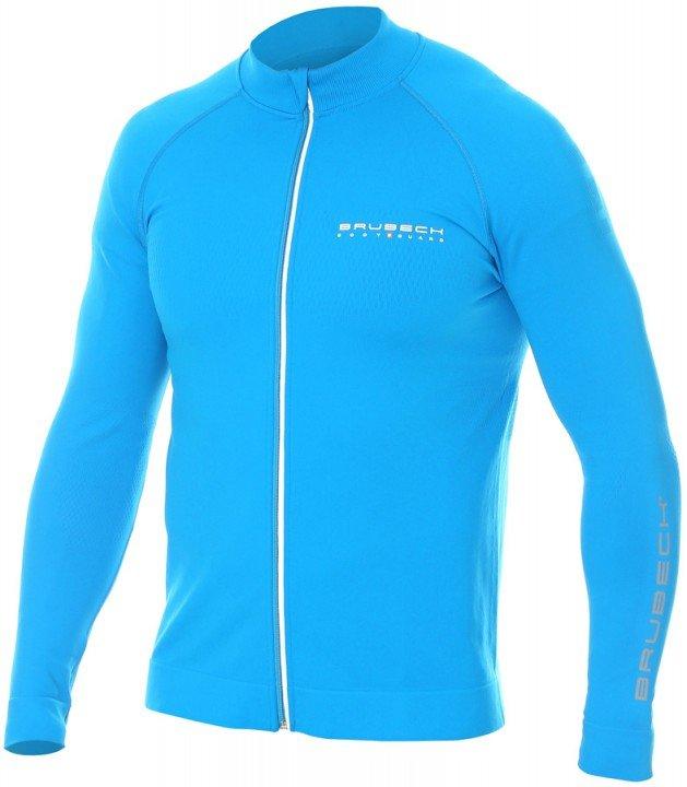 brubeck bluza męska athletic blue