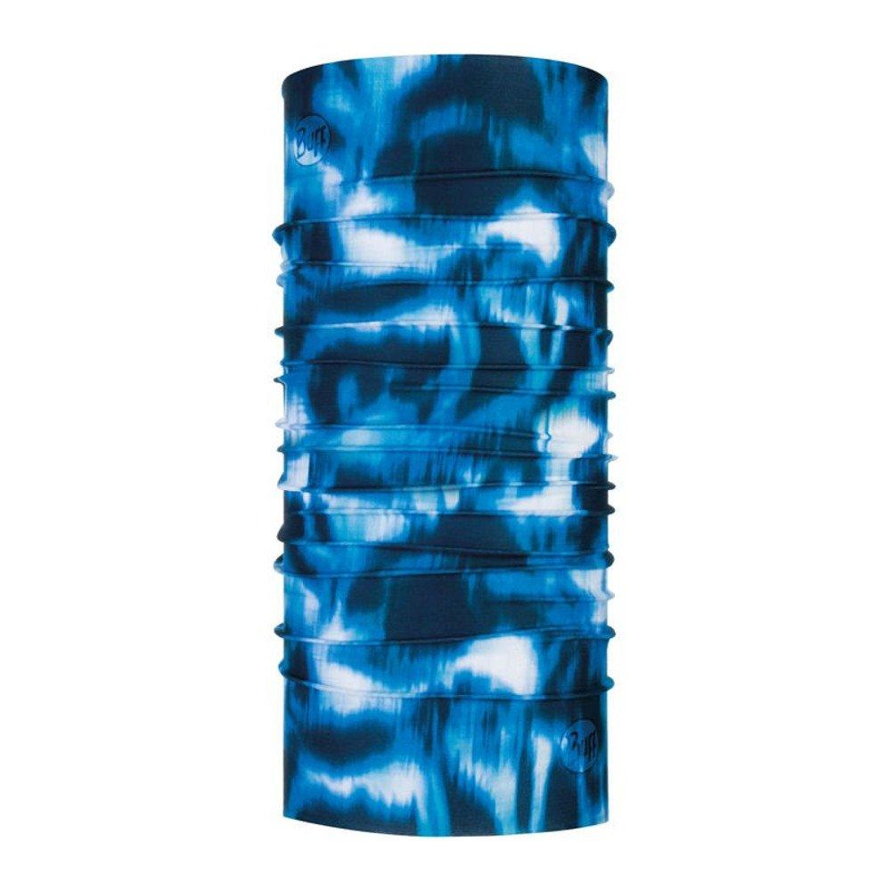 buff yule seaport coolnet uv+ neckwear granatowo-błękitna