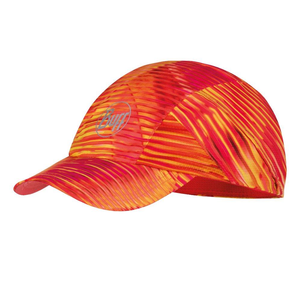 buff pro run cap r-zetta płomiennie-koralowa