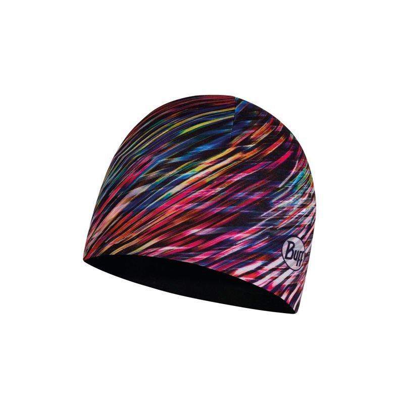 buff microfiber reversible hat r-crystal multi wielokolorowy
