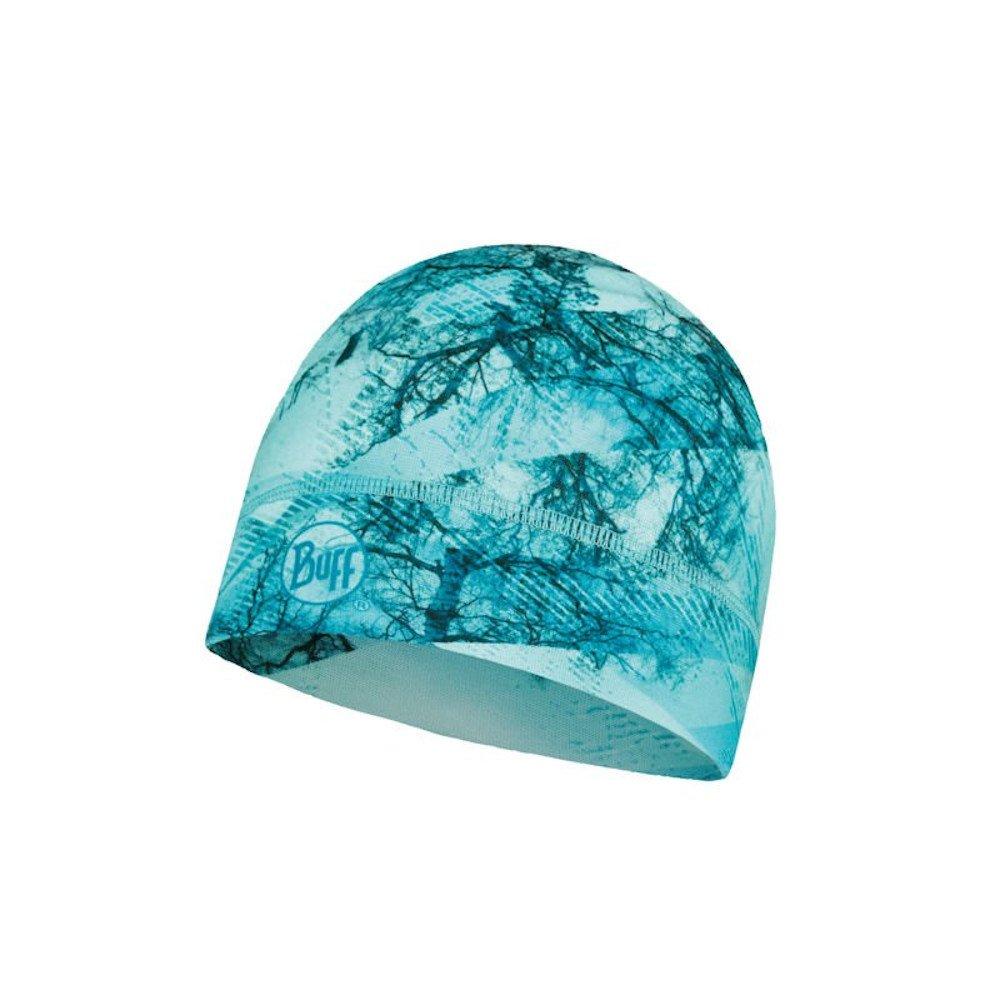 buff thermonet hat mist aqua niebieska