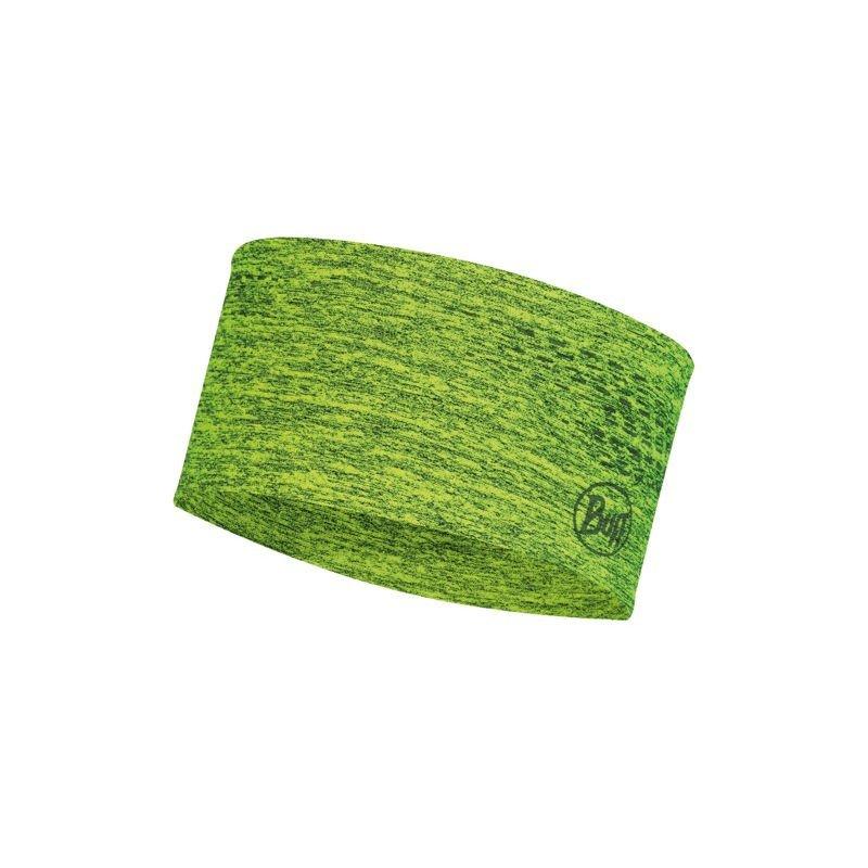 buff dryflx headband r-yellow fluor zielona