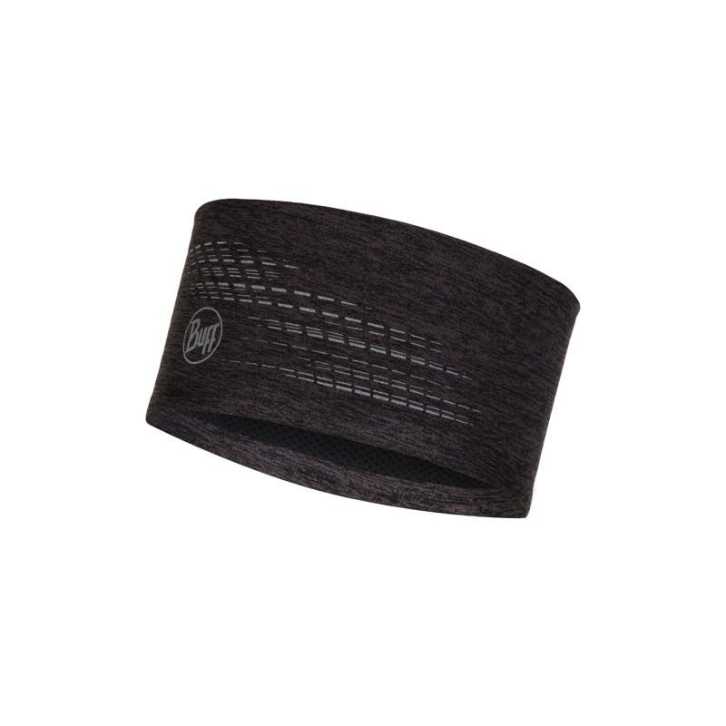 buff dryflx headband r-black czarna