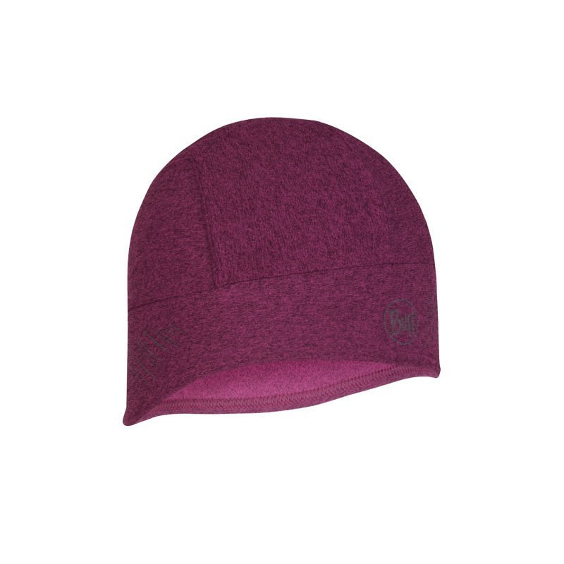 buff tech fleece hat r-pink różowy