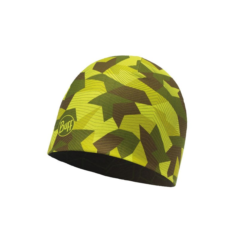 buff bh micro rev hat block camo green new u zielona