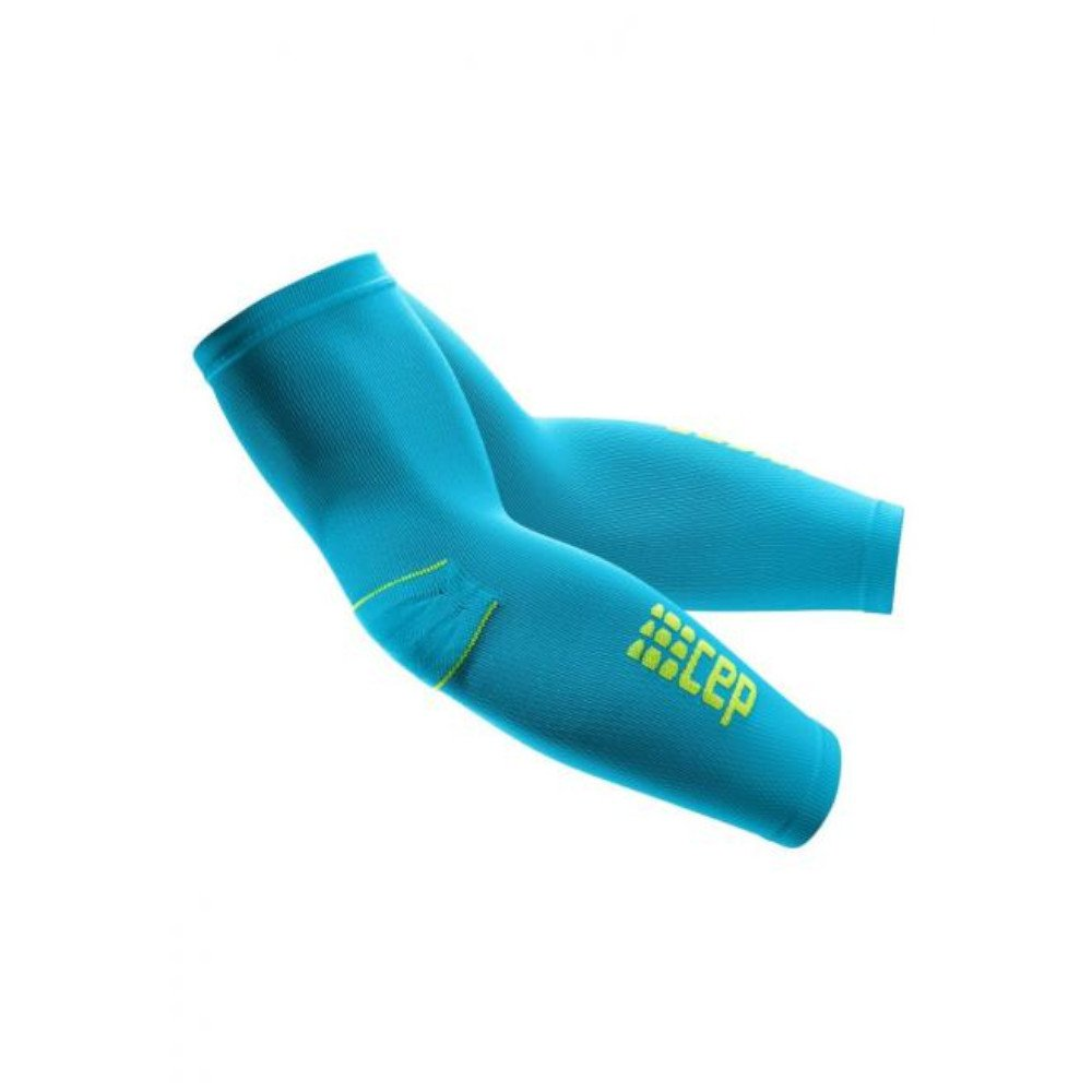 cep arm sleeves błękitne