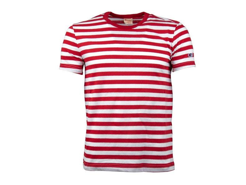 champion crewneck t-shirt (212971-rm005)