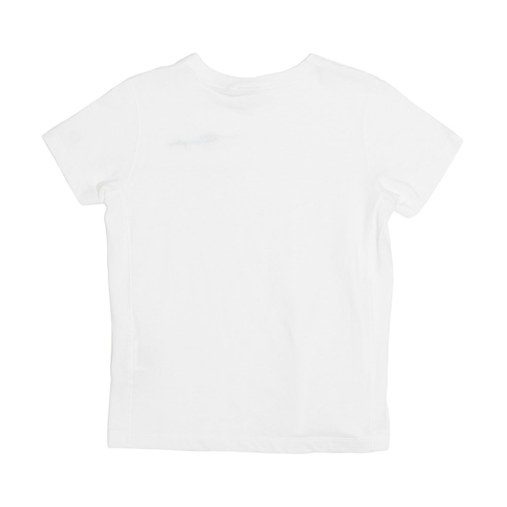 champion small script logo crew neck t-shirt (112195-ww001)