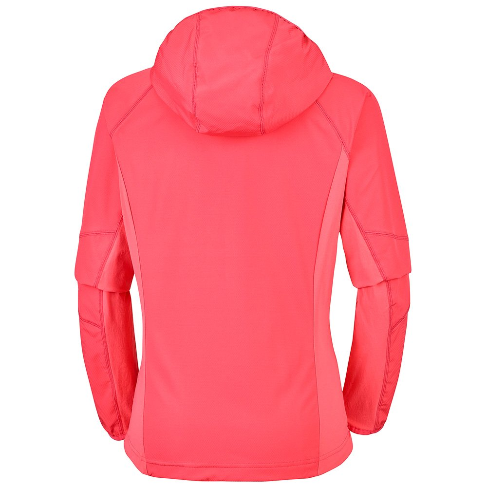 columbia sweet as™ softshell hoodie w
