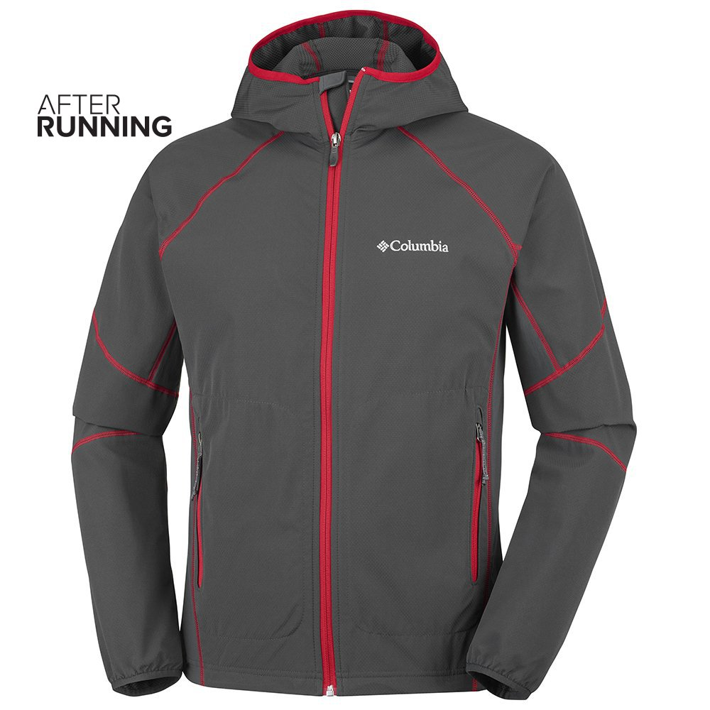 columbia sweet as™  softshell hoodie m