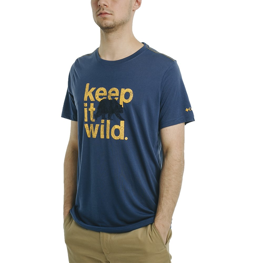 koszulka columbia miller valley™ short sleeve tee