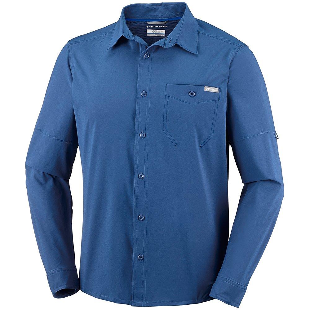 columbia triple canyon™ solid long sleeve shirt