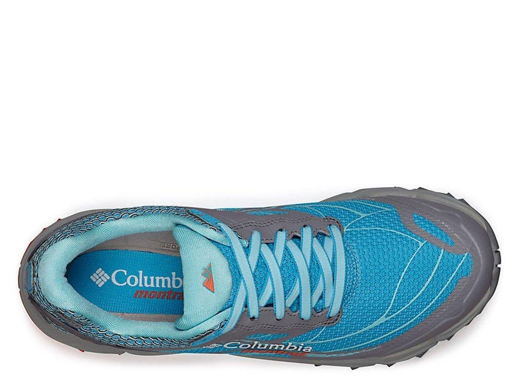 columbia caldorado iii outdry w szaro-błękitne