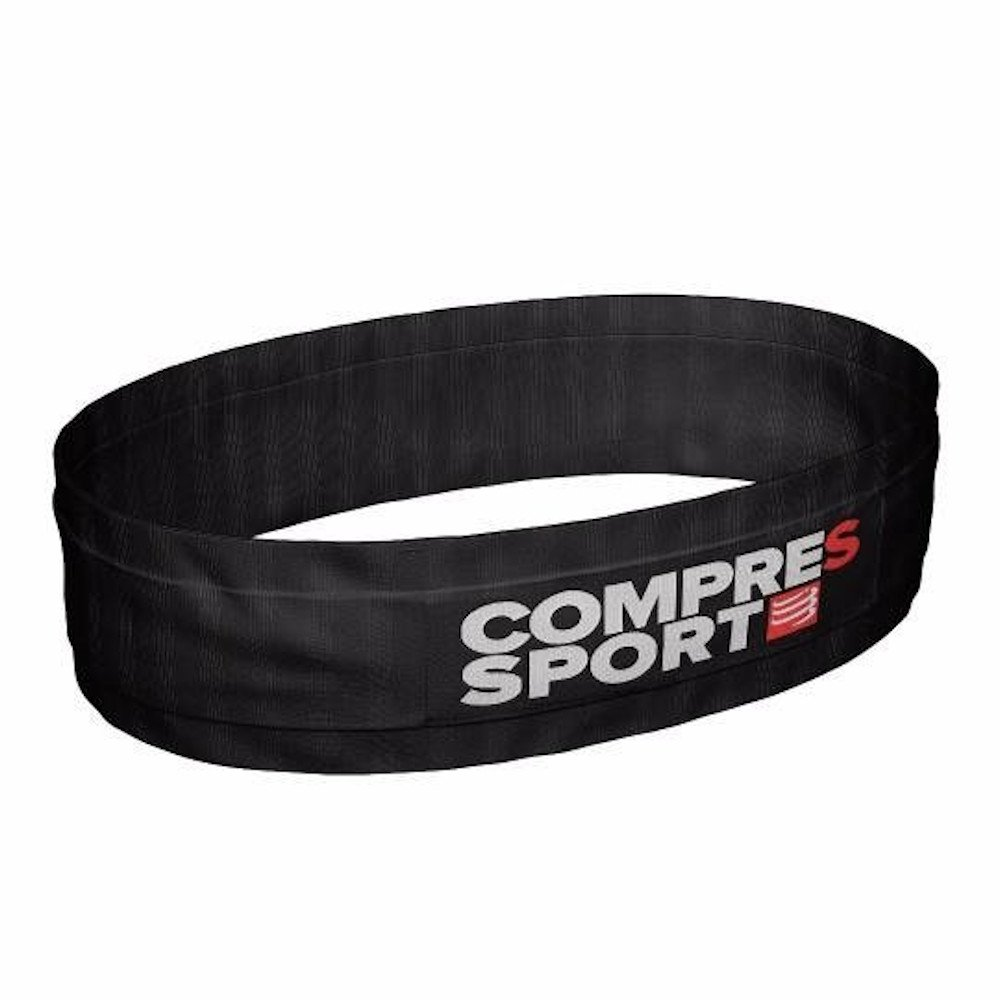 compressport free belt czarny