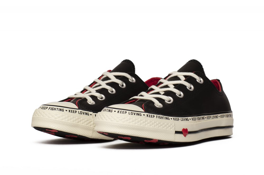 converse chuck 70 love graphic low top (c563473)