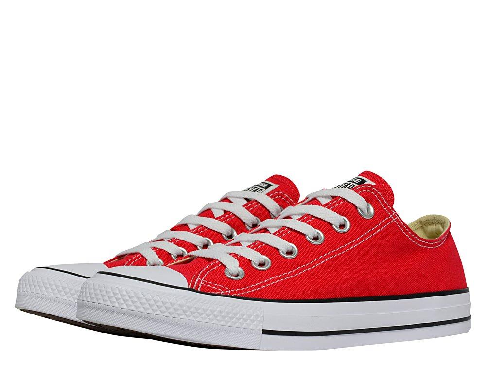 converse chuck taylor all star damskie czerwone (m9696)