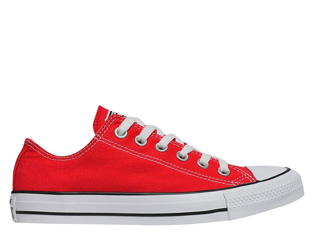 converse chuck taylor all star męskie czerwone (m9696)