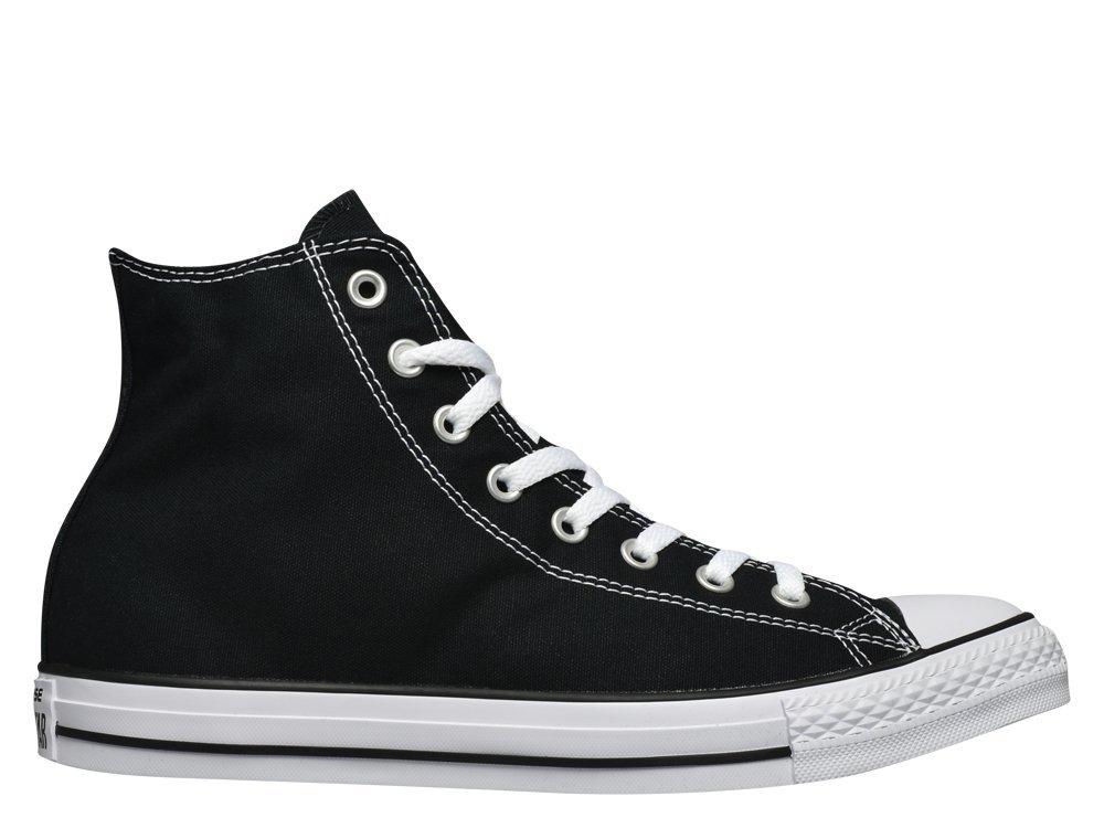 converse chuck taylor all star damskie czarne (m9160-w)
