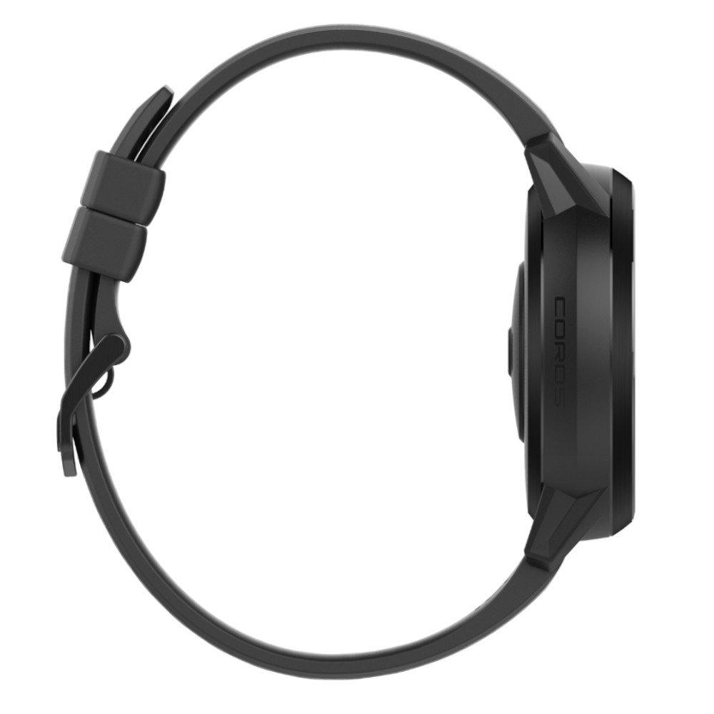 coros apex premium multisport 42mm czarny