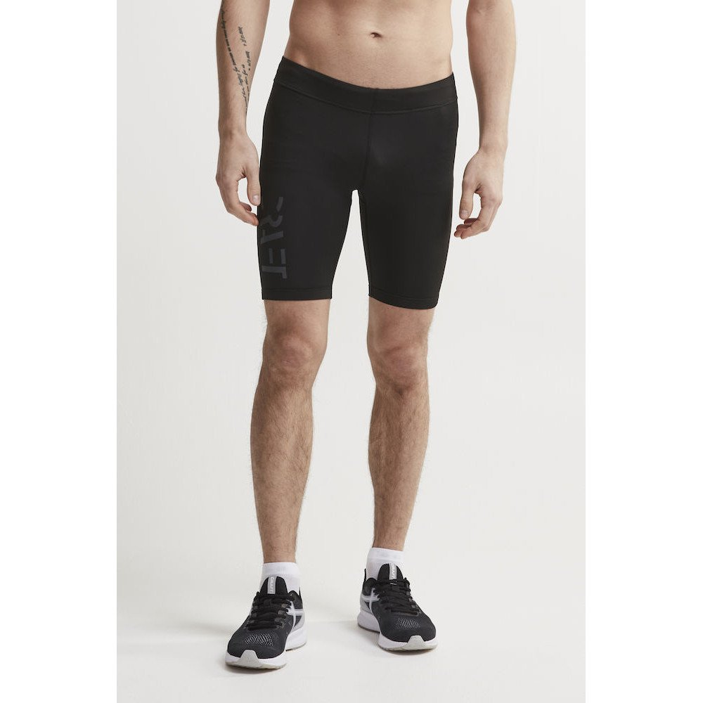 craft eaze short tights m czarne