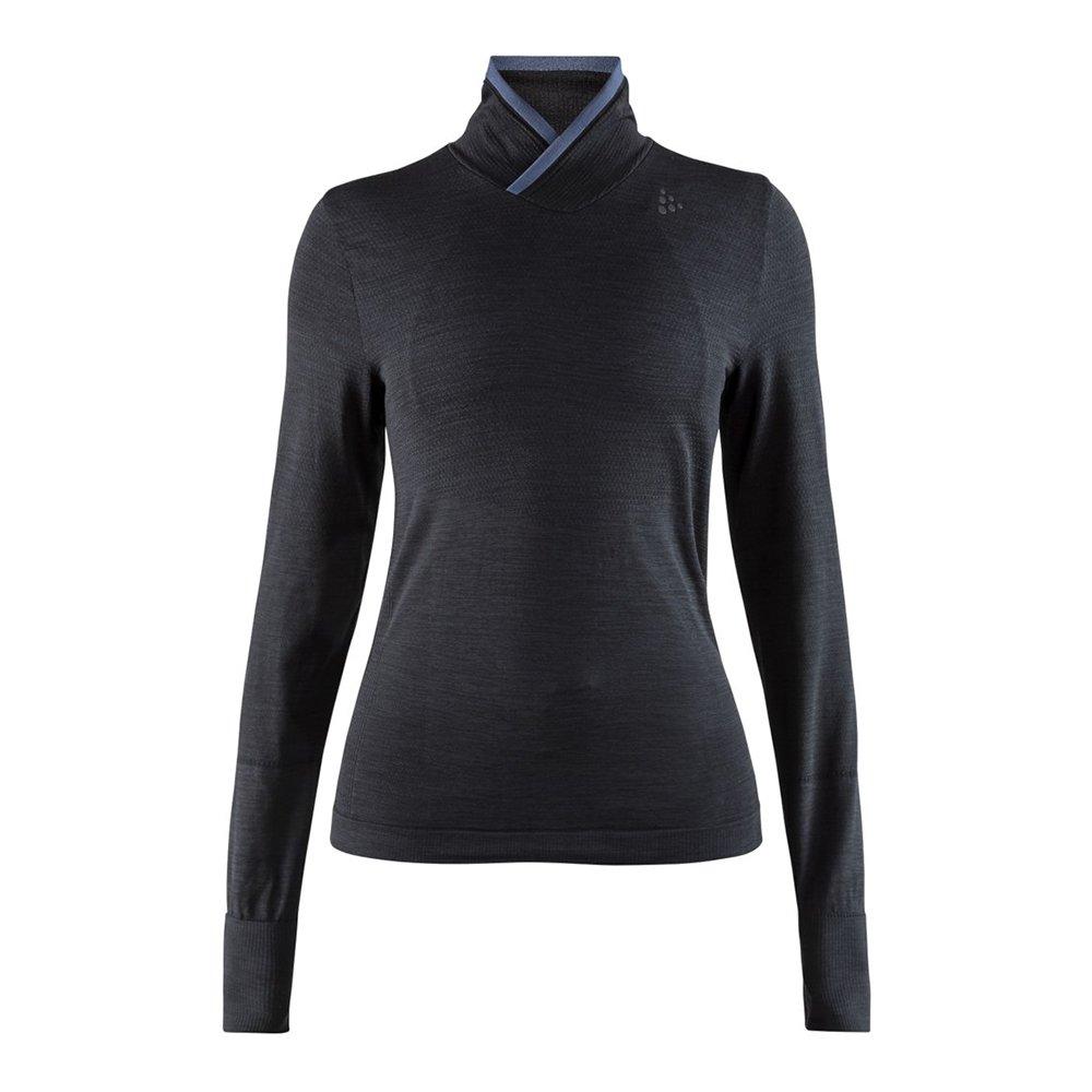 craft fuseknit comfort wrap w czarna