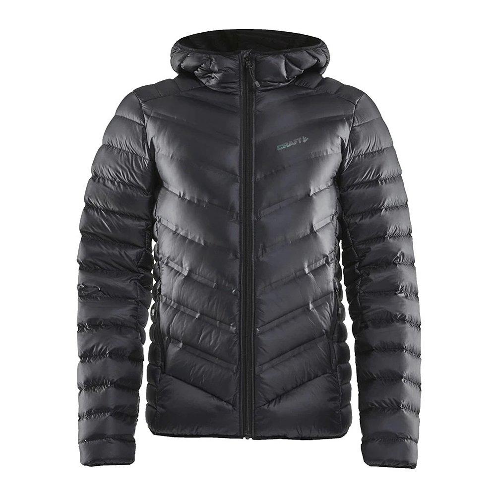 craft light down jacket m czarna